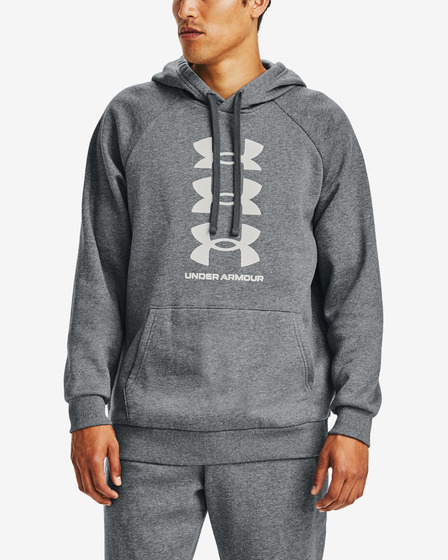 Under Armour Rival Fleece Multilogo Mikina