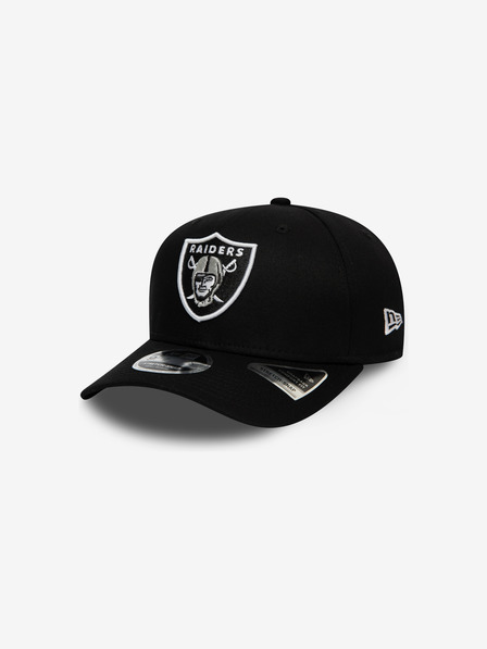 New Era Oakland Raiders Team Stretch 9FIFTY Šiltovka