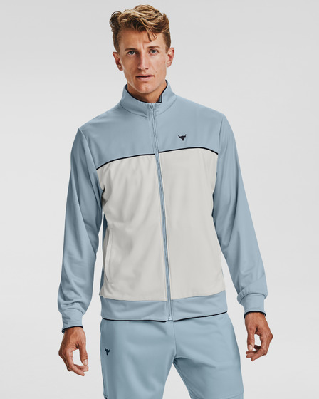 Under Armour Project Rock Knit Track Bunda