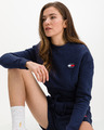 Tommy Jeans Super Cropped Badge Mikina