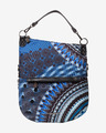 Desigual Blue Friend Folded Kabelka