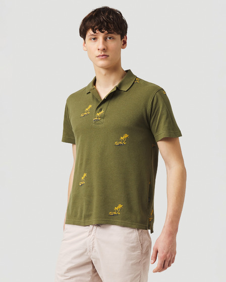 O'Neill Palm All Over Polo tričko