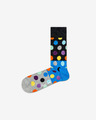 Happy Socks Big Dot Block Ponožky