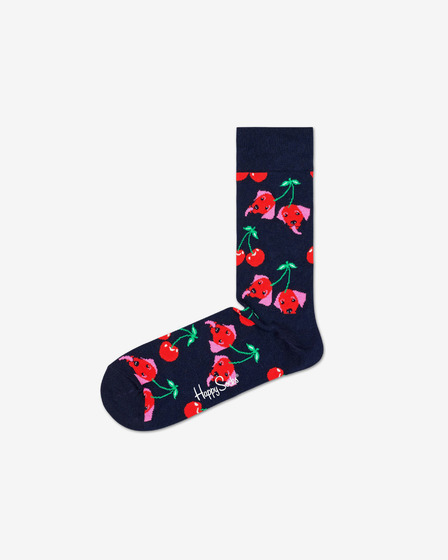 Happy Socks Cherry Dog Ponožky