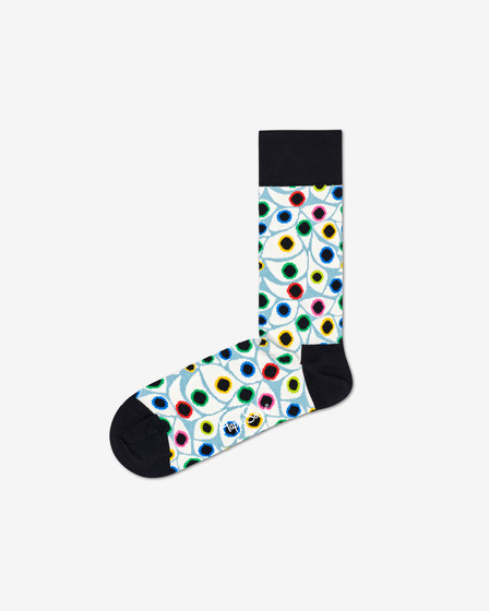 Happy Socks Organic Eyes Ponožky